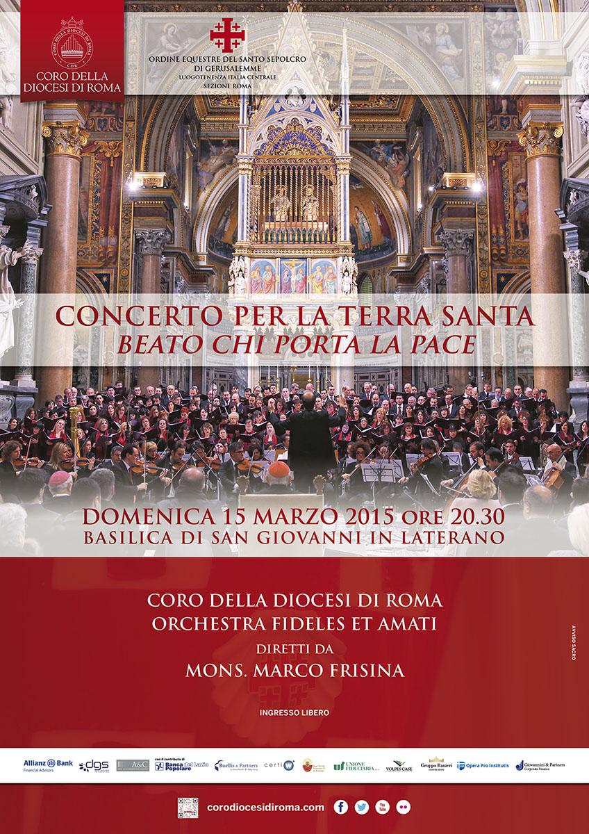 Concerto per la Terra Santa